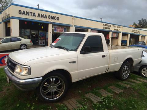 1994 ford ranger for sale in santa ana ca - Ford Ranger 44 Lifted For Sale