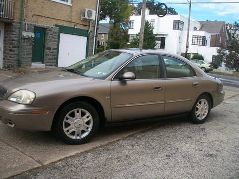 2005 Mercury Sable for sale in Philadelphia, PA