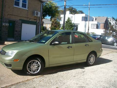 2007 Ford Focus for sale in Philadelphia, PA