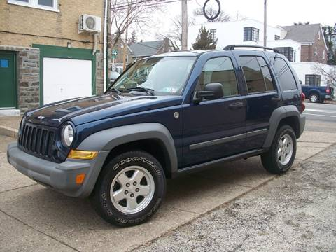 2005 Jeep Liberty for sale in Philadelphia, PA