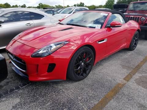 2014 Jaguar F-TYPE for sale in Longwood, FL