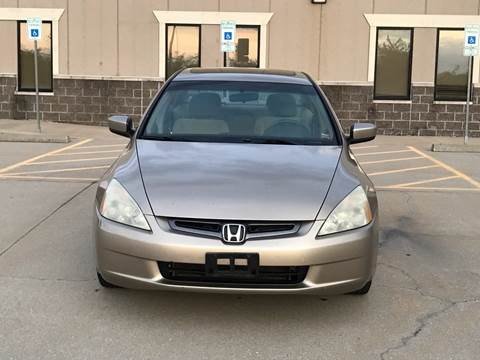 2004 Honda Accord for sale in Kansas City, MO