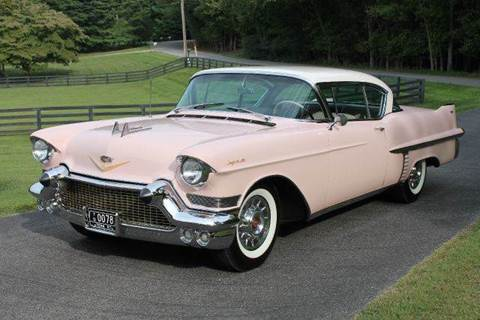 1957 Cadillac DeVille for sale at KEEN AUTOMOTIVE in Clarksville TN
