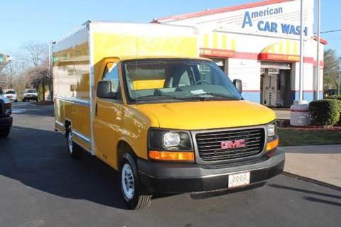 2010 GMC Savana for sale at KEEN AUTOMOTIVE in Clarksville TN