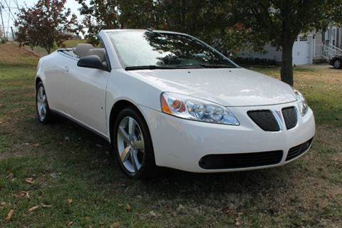 2008 Pontiac G6 for sale at KEEN AUTOMOTIVE in Clarksville TN