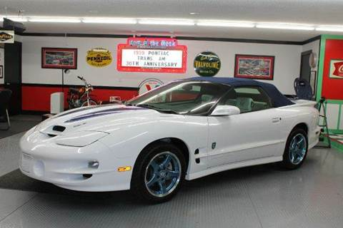 1999 Pontiac Firebird for sale at KEEN AUTOMOTIVE in Clarksville TN