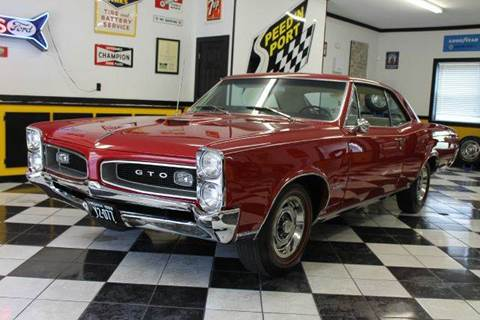 1966 Pontiac GTO for sale in Clarksville, TN