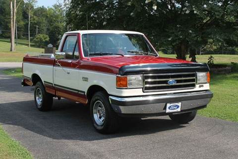 1990 Ford F-150 for sale at KEEN AUTOMOTIVE in Clarksville TN