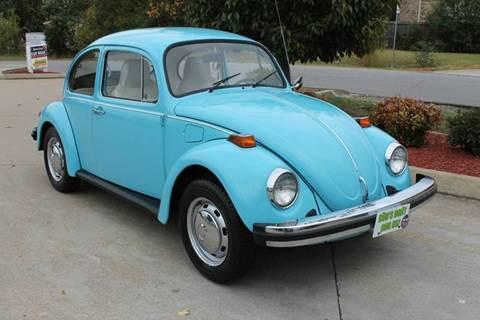 1975 Volkswagen Beetle for sale at KEEN AUTOMOTIVE in Clarksville TN