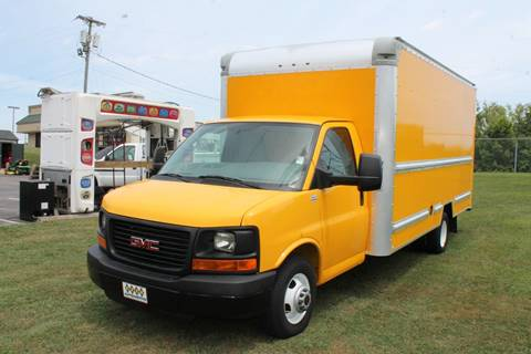 2014 GMC Savana Passenger for sale at KEEN AUTOMOTIVE in Clarksville TN