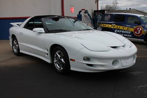 2000 Pontiac Firebird for sale in Clarksville, TN