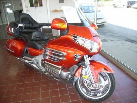 2003 Honda Goldwing For Sale In Rittman, OH