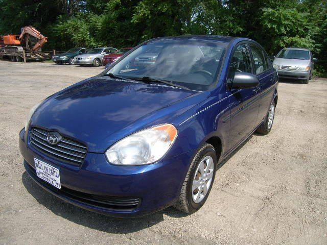 2009 Hyundai Accent Gls 4dr Sedan 4a In Rittman Oh Hall Of Fame Motors