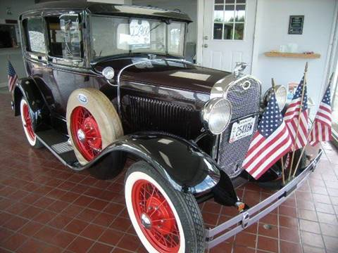 1931 Ford Model A for sale in Rittman, OH
