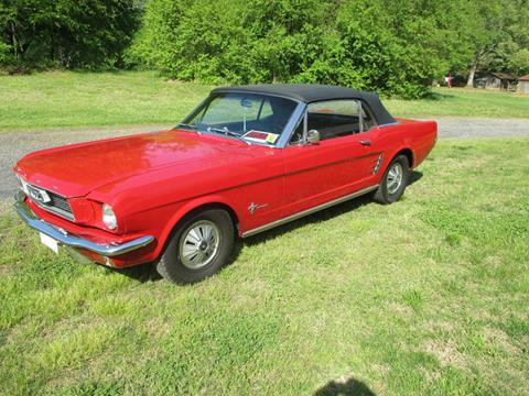 used 1966 ford mustang for sale in north carolina. Black Bedroom Furniture Sets. Home Design Ideas