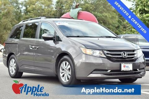 2016 Honda Odyssey for sale in Riverhead, NY
