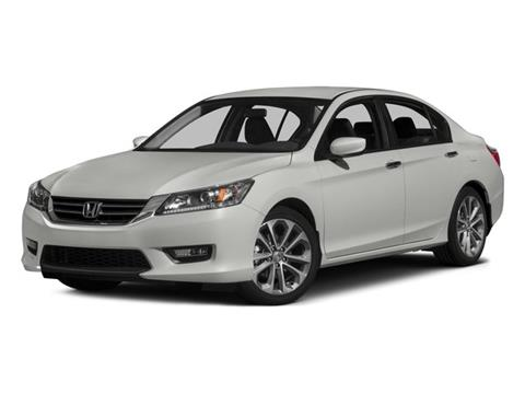 2015 Honda Accord for sale in Riverhead, NY