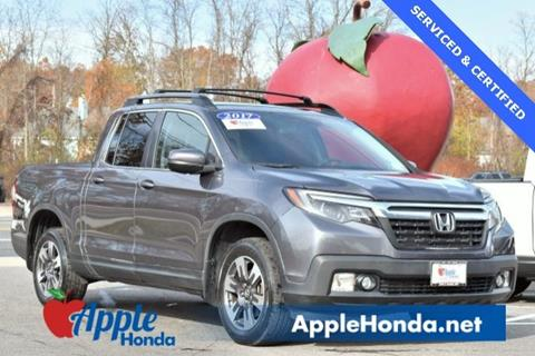 2017 Honda Ridgeline for sale in Riverhead, NY
