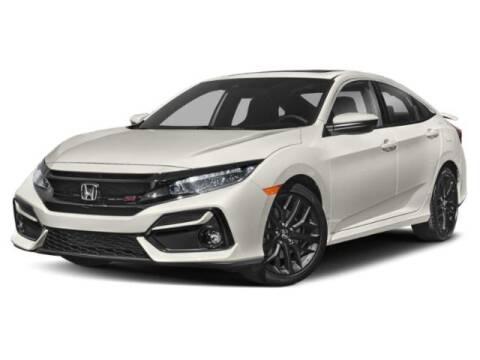 2020 Honda Civic Si for sale at APPLE HONDA in Riverhead NY