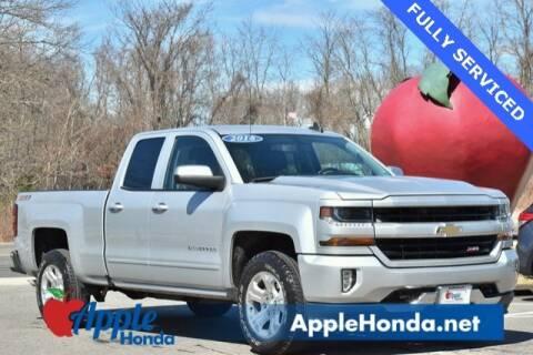 2016 Chevrolet Silverado 1500 LT for sale at APPLE HONDA in Riverhead NY