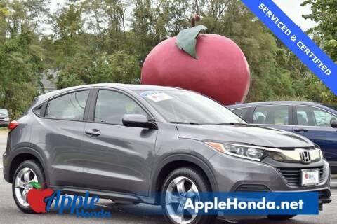 2019 Honda HR-V for sale at APPLE HONDA in Riverhead NY
