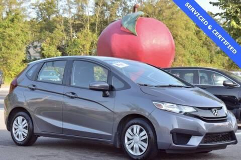 2016 Honda Fit for sale at APPLE HONDA in Riverhead NY