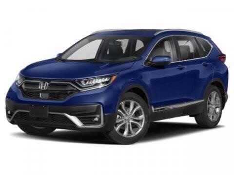 2020 Honda CR-V for sale at APPLE HONDA in Riverhead NY
