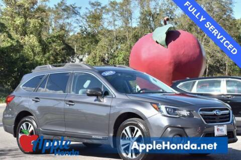 2018 Subaru Outback for sale at APPLE HONDA in Riverhead NY