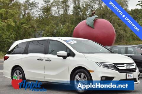 2019 Honda Odyssey for sale at APPLE HONDA in Riverhead NY