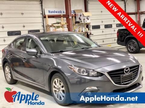 2016 Mazda MAZDA3 for sale at APPLE HONDA in Riverhead NY