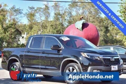 2019 Honda Ridgeline for sale at APPLE HONDA in Riverhead NY