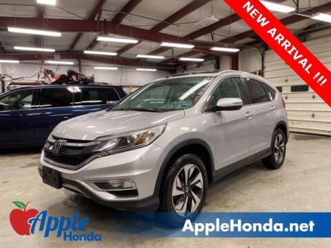 2015 Honda CR-V for sale at APPLE HONDA in Riverhead NY