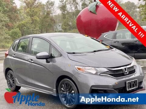 2018 Honda Fit for sale at APPLE HONDA in Riverhead NY