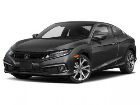 2020 Honda Civic for sale at APPLE HONDA in Riverhead NY