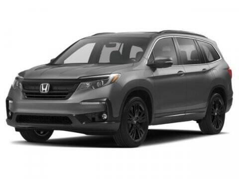 2021 Honda Pilot for sale at APPLE HONDA in Riverhead NY