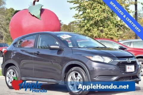 2018 Honda HR-V for sale at APPLE HONDA in Riverhead NY