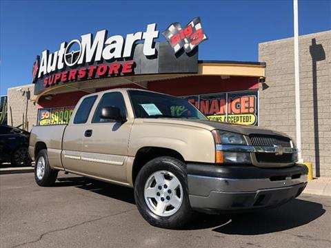 2005 Chevrolet Silverado 1500 for sale in Chandler, AZ