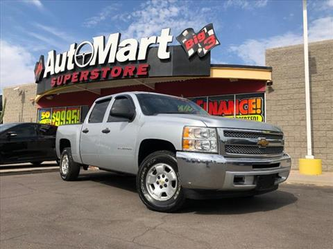 2013 Chevrolet Silverado 1500 for sale in Chandler, AZ