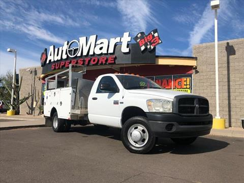 2008 Dodge Ram Chassis 3500 for sale in Chandler, AZ