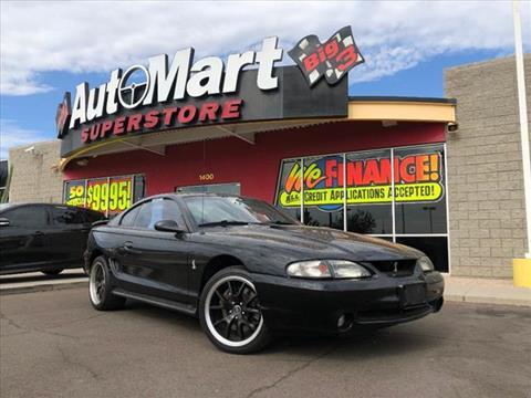 1997 Ford Mustang SVT Cobra for sale in Chandler, AZ