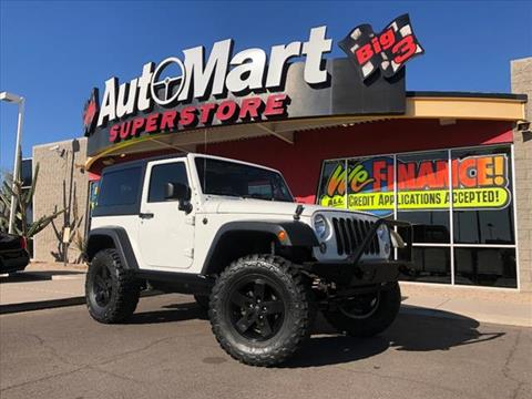 2008 Jeep Wrangler for sale in Chandler, AZ