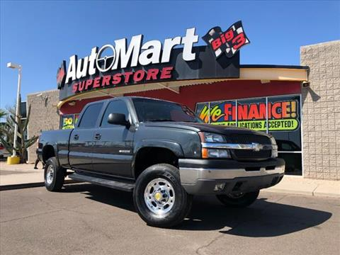 2005 Chevrolet Silverado 1500HD for sale in Chandler, AZ
