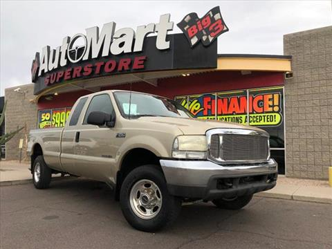2000 Ford F-250 Super Duty for sale in Chandler, AZ