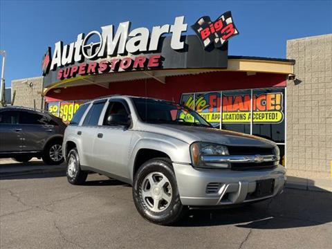 2005 Chevrolet TrailBlazer for sale in Chandler, AZ