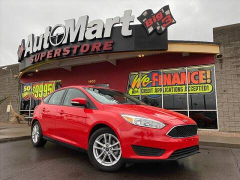 2015 Ford Focus for sale in Chandler, AZ