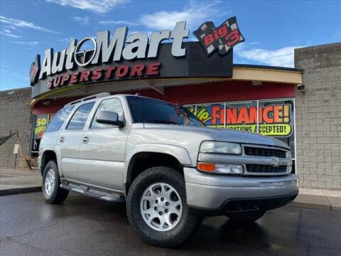 2004 Chevrolet Tahoe for sale in Chandler, AZ
