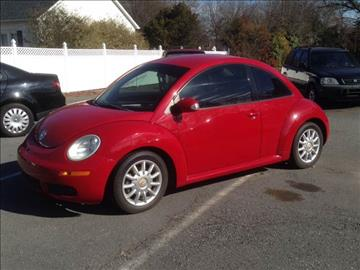 2006 Volkswagen New Beetle for sale in Kannapolis, NC