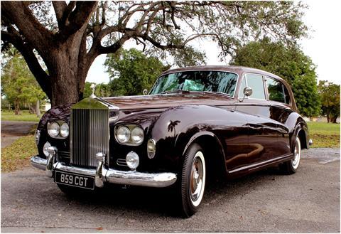 1963 Rolls-Royce Silver Cloud 3 for sale in North Miami Bch, FL