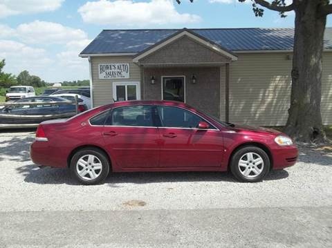 2006 Chevrolet Impala for sale in Grelton, OH