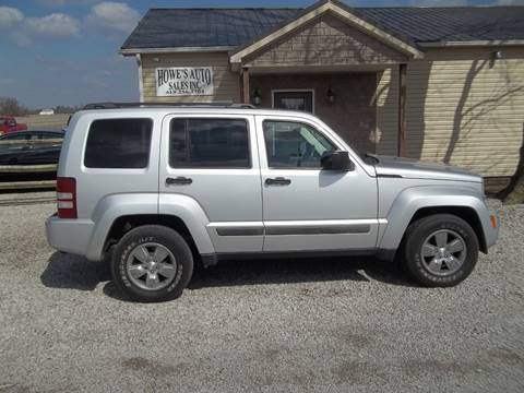 2010 Jeep Liberty for sale in Grelton, OH